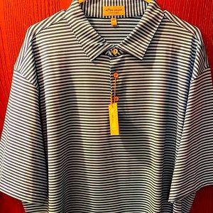 Peter Millar polo shirt New!